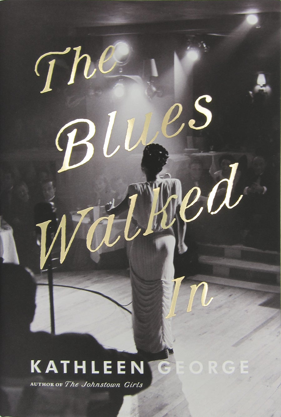 The Blues Walked In book cover