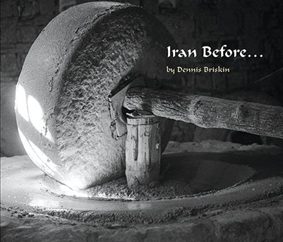 Iran Before... book cover
