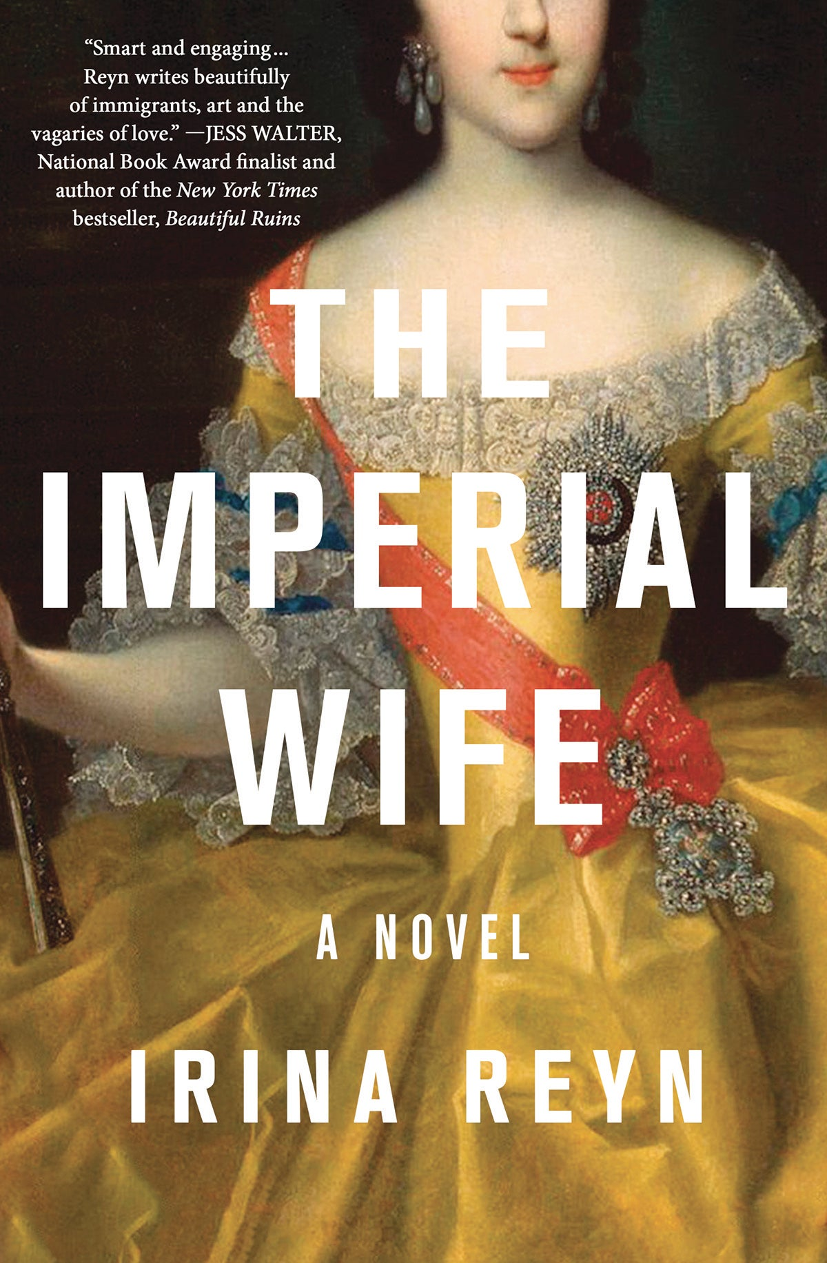 The Imperial Wife book cover