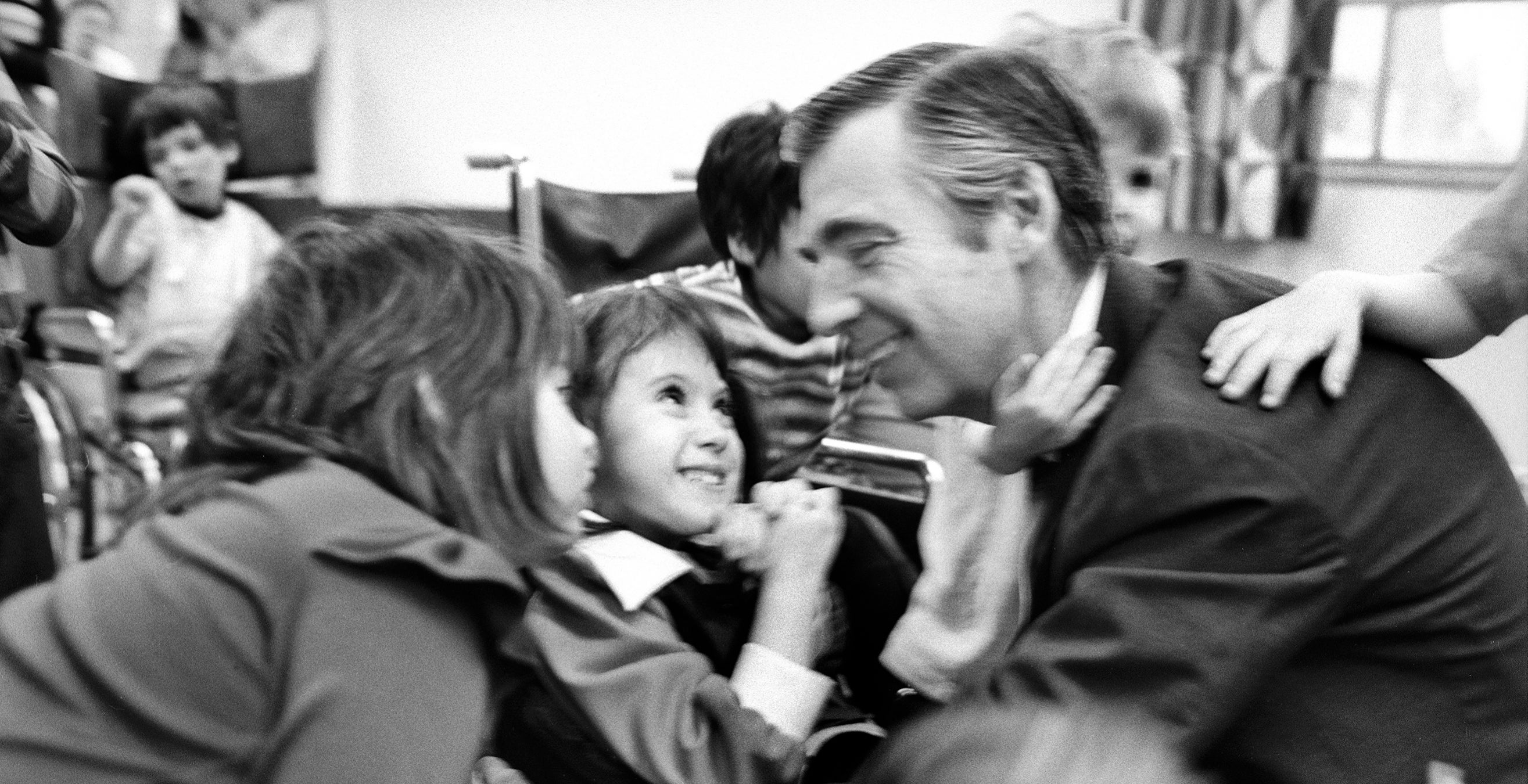 From The Vault Questions And Answers With Fred Rogers Pitt Magazine University Of Pittsburgh