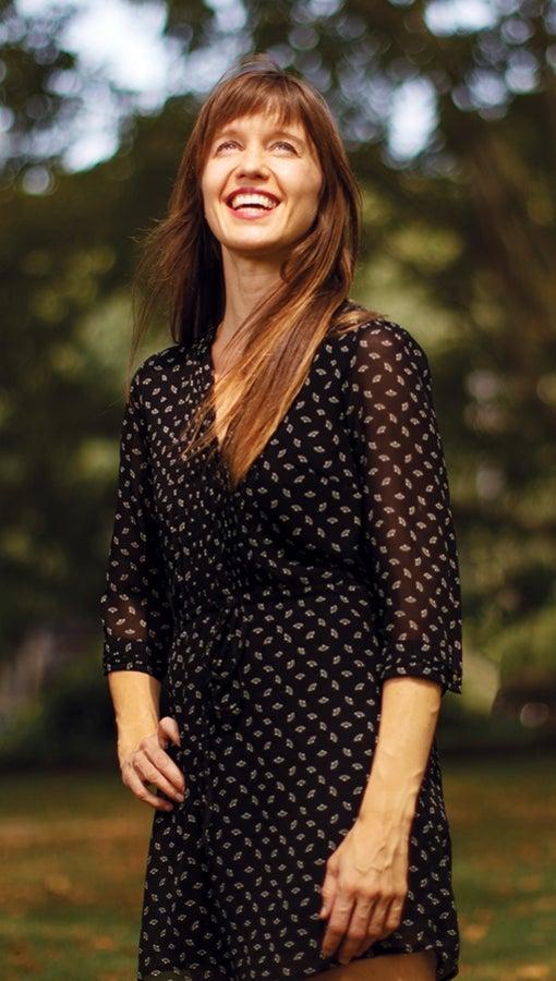 Sarah Menkedick