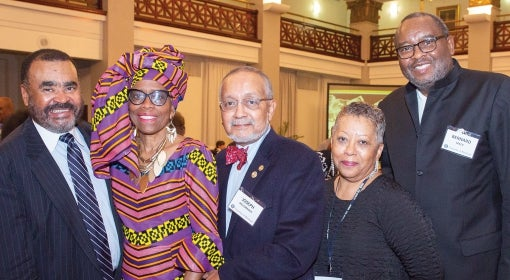2018 African American Alumni Association Sankofa Awards